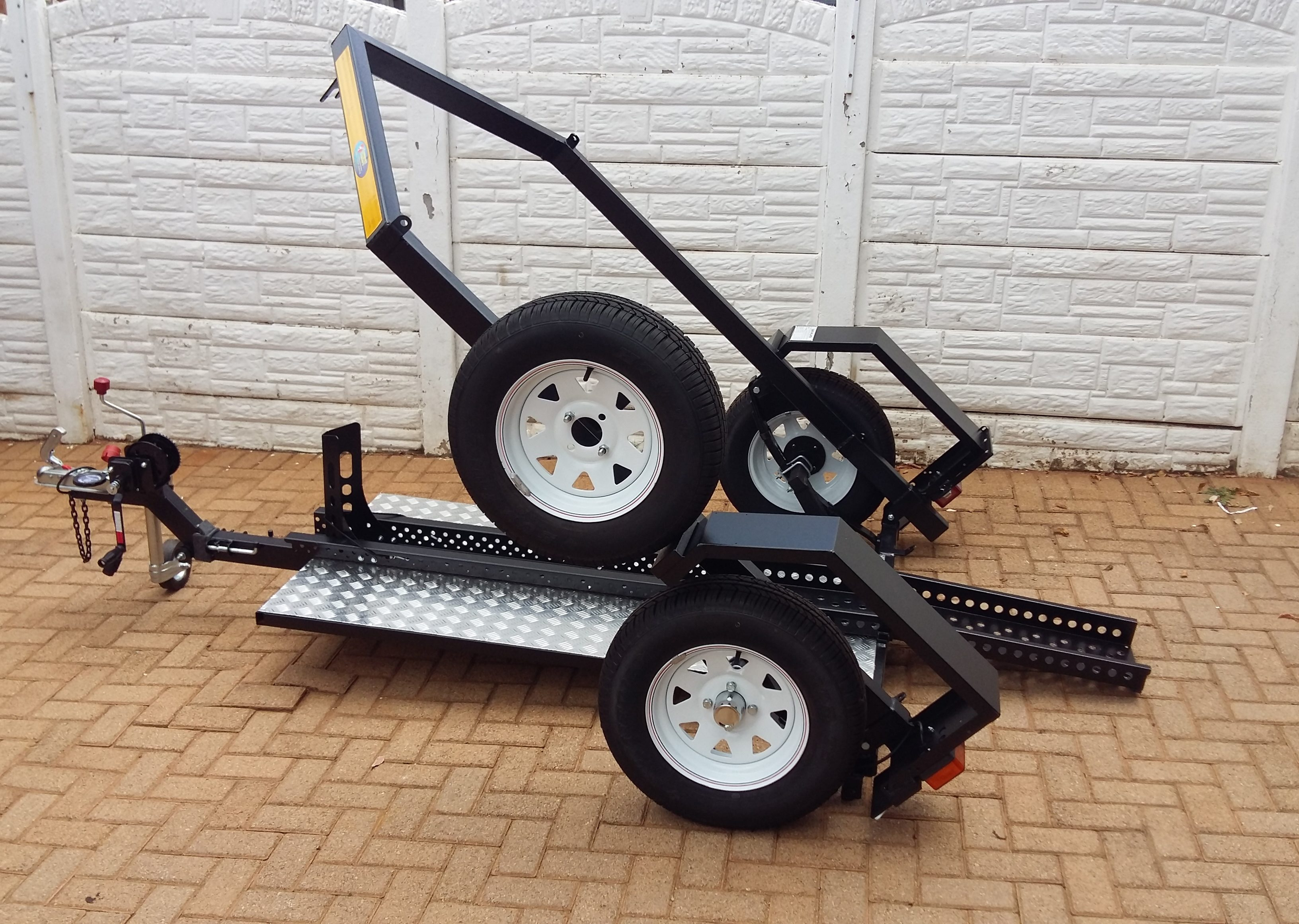 Easy Loader Single Bike Trailer